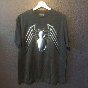 """MARVEL SPIDER MAN """"SPIDER"""" GRAPHIC TEE"""